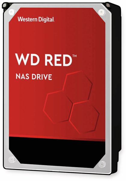 "SATA-HDD WD Red WD40EFAX, 3,5"", 4 TB"