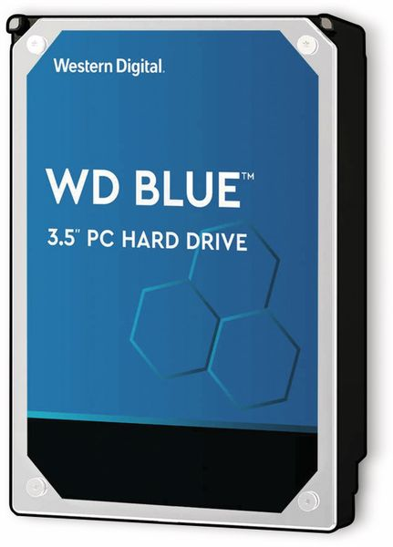 "SATA-HDD WD Blue WD40EZRZ, 3,5"", 4 TB"