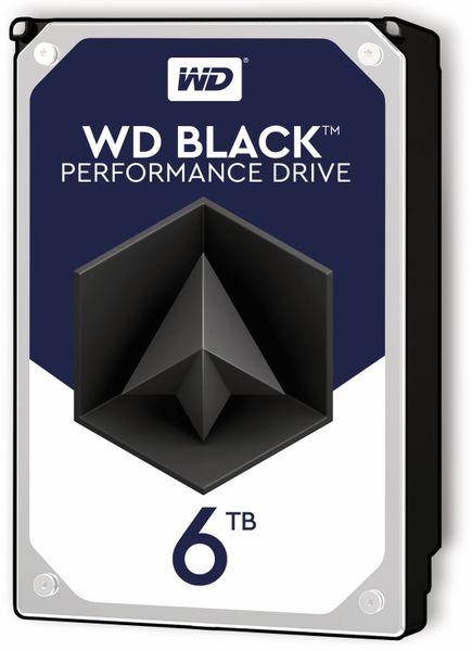"""SATA-HDD WD Black WD6003FZBX, 3,5"""", 6 TB"""