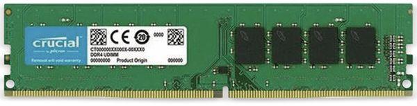 DDR4 Arbeitsspeicher CRUCIAL, 16 GB (1x 16 GB), 2666 MHz, CL19