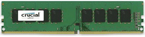 DDR4 Arbeitsspeicher CRUCIAL , 8 GB (1x 8 GB), 2400 MHz, CL17