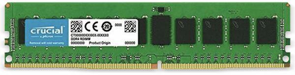 DDR4 Arbeitsspeicher CRUCIAL , 8 GB (1x 8 GB), 2666 MHz, CL19