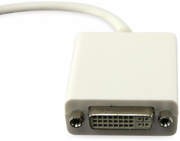 Mini DisplayPort zu DVI Adapter, 2 Link, MM015 - Produktbild 2