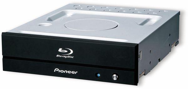 Blu-ray Brenner PIONEER BDR-S12UHT, Desktop, schwarz, BDXL, 4K UHD, M-DISC - Produktbild 2