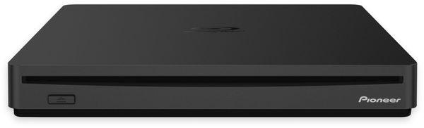 Blu-ray Brenner PIONEER BDR-XS07TUHD, extern, Slot Load, BDXL, 4K, M-DISC