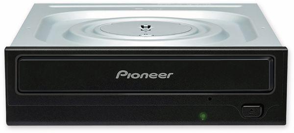DVD-Brenner PIONEER DVR-S21WBK, Desktop, schwarz, M-DISC, Retail
