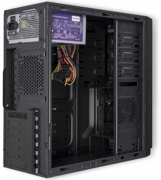 PC-Gehäuse INTER-TECH IT-5916 CR, 500W - Produktbild 3
