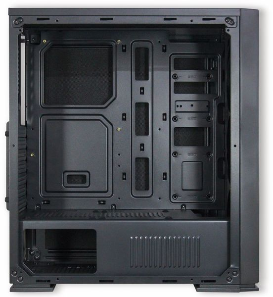 PC-Gehäuse INTER-TECH F-762 Silencer, Midi - Produktbild 3