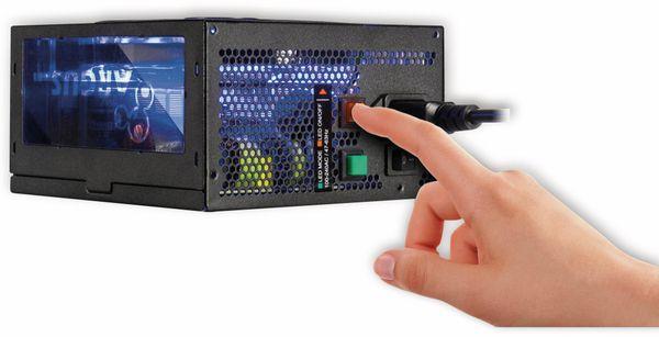 PC-Netzteil INTER-TECH Argus RGB-650CM, 650 W, RGB - Produktbild 2