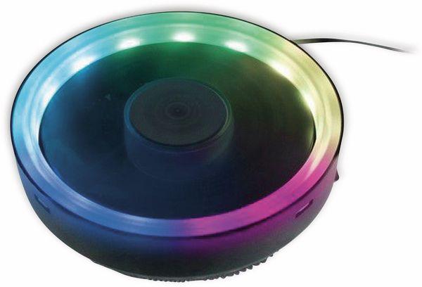 CPU-Kühler INTER-TECH SU-800, RGB, Aktiv