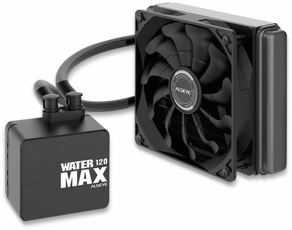 Wasserkühlung INTER-TECH Alseye, MAX 120 - Produktbild 2