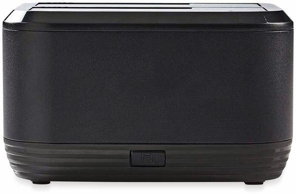 HDD-Dockingstation NEDIS, Dual - Produktbild 2