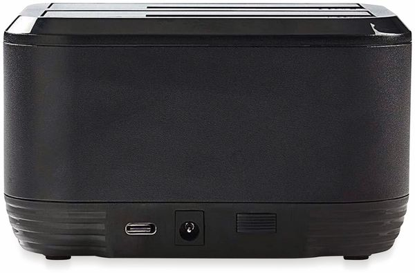 HDD-Dockingstation NEDIS, Dual - Produktbild 3