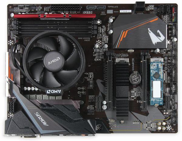 Mainboard Bundle, Ryzen3 3200G, Gigabyte Aorus Elite B450, 8GB DDR4, SSD