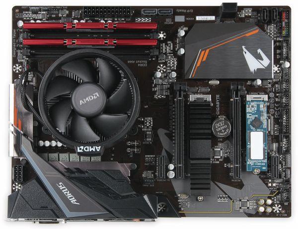 Mainboard-Bundle, Ryzen5 3600X, Gigabyte Aorus Elite B450, 16GB DDR4, 512 GB SSD