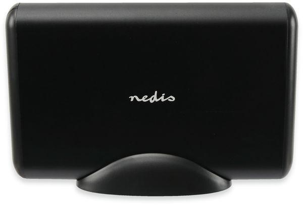 "Festplattengehäuse NEDIS, USB-Typ C, 3,5"" - Produktbild 2"
