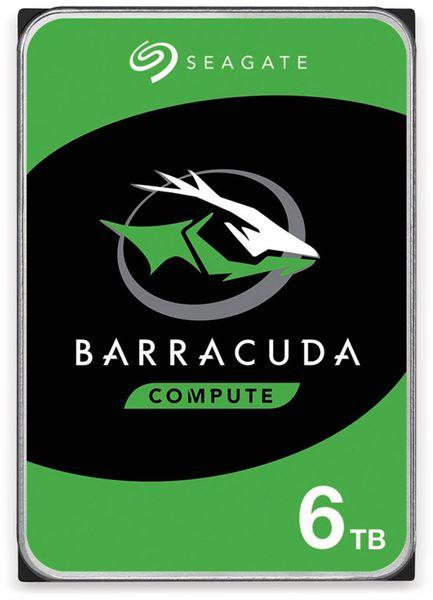 "HDD Seagate BarraCuda ST6000DM003, 3,5"", 6 TB, 5400RPM, 64MB"