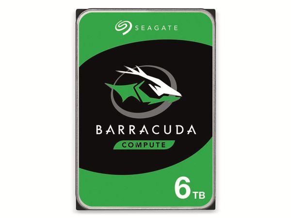 "HDD Seagate BarraCuda ST6000DM003, 3,5"", 6 TB, 7200RPM, 64MB"