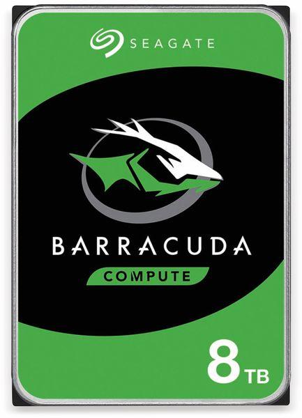 "HDD Seagate BarraCuda ST8000DM004, 3,5"", 8 TB, 5400RPM, 64MB"
