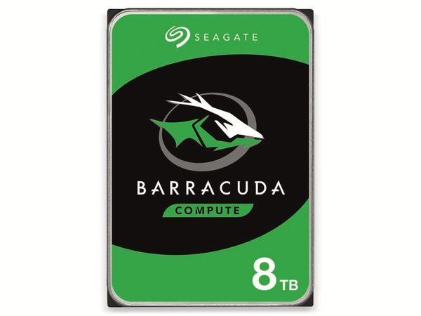 "HDD Seagate BarraCuda ST8000DM004, 3,5"", 8 TB, 7200RPM, 64MB"