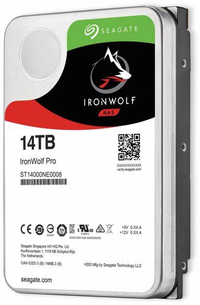 """HDD Seagate IronWolf Pro ST14000NE0008, 14 TB, 3,5"""""""