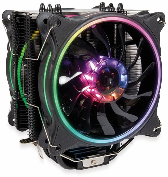 CPU-Kühler ARGUS SU-280, RGB, aktiv