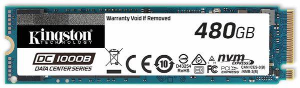 SSD KINGSTON DataCenter DC1000B, 480 GB, NVMe