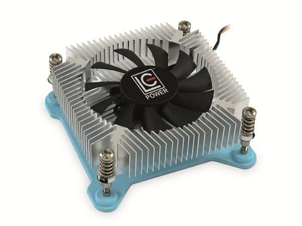 CPU-Kühler LC-POWER LC-CC-65, 65 mm, 75 W TDP