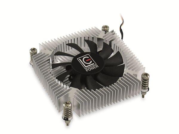 CPU-Kühler LC-POWER LC-CC-65, 65 mm, 75 W TDP - Produktbild 2