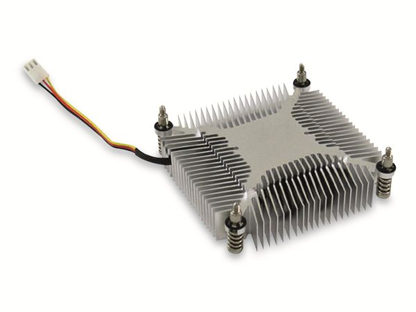CPU-Kühler LC-POWER LC-CC-65, 65 mm, 75 W TDP - Produktbild 3
