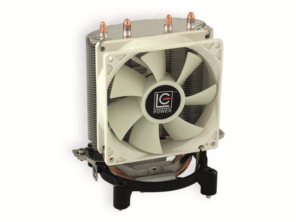 CPU-Kühler LC-POWER LC-CC-95, 90 mm, 130 W TDP