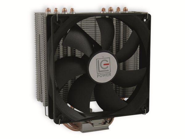 CPU-Kühler LC-POWER LC-CC-120, 120 mm, 180 W TDP