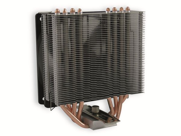 CPU-Kühler LC-POWER LC-CC-120, 120 mm, 180 W TDP - Produktbild 2