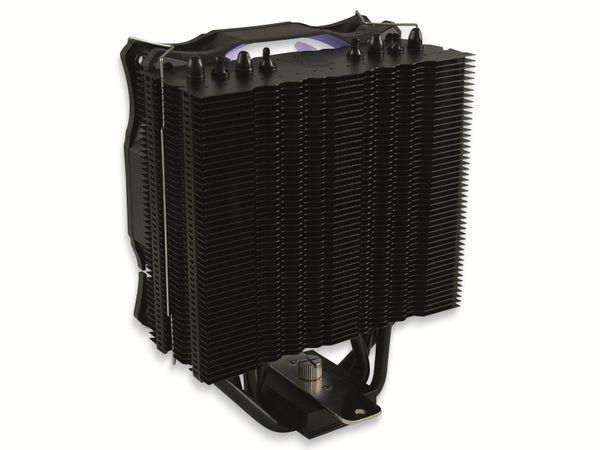 CPU-Kühler LC-POWER LC-CC-120-RGB, 120 mm, 180 W TDP, RGB - Produktbild 4