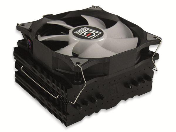CPU-Kühler LC-POWER LC-CC-120-RGB, 120 mm, 180 W TDP, RGB - Produktbild 6