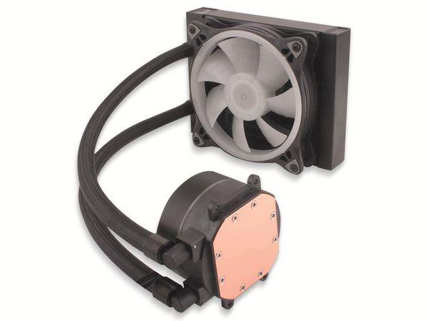 CPU-Wasserkühler LC-POWER LC-CC-120-LiCo, 120 mm, 180 W TDP - Produktbild 2