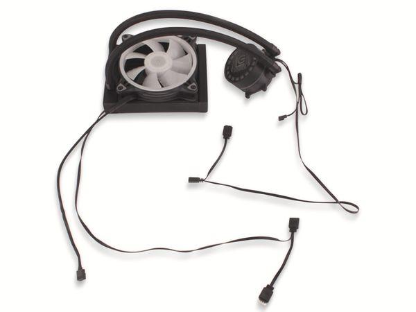 CPU-Wasserkühler LC-POWER LC-CC-120-LiCo-ARGB, 120 mm, RGB - Produktbild 4