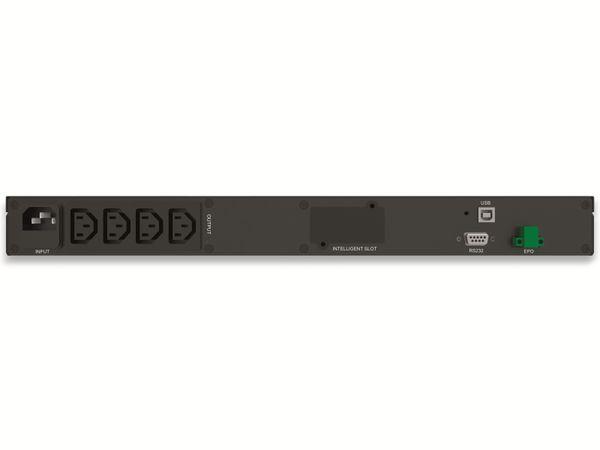 USV POWERWALKER VI 750 R1U, 750 VA, 450 W - Produktbild 3