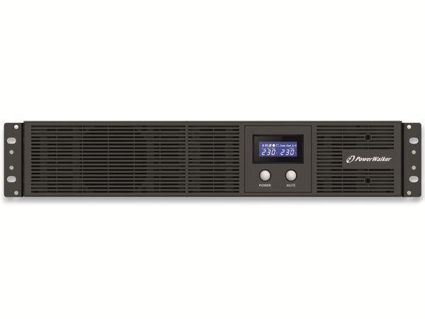 USV POWERWALKER VI 2200 RLE, 2200 VA, 1320 W - Produktbild 2