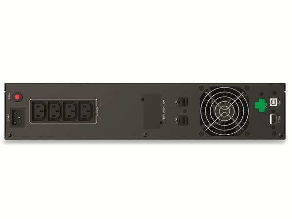 USV POWERWALKER VI 2200 RLE, 2200 VA, 1320 W - Produktbild 3