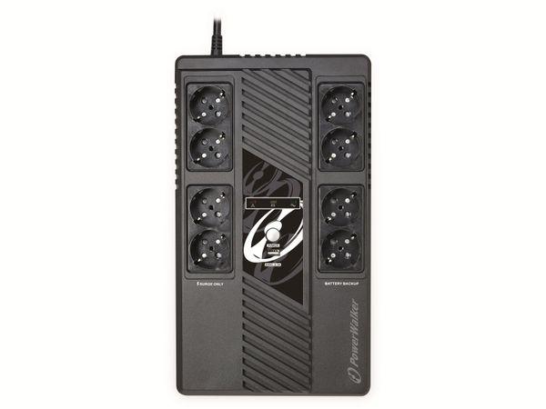 USV POWERWALKER VI 800 MS, 800 VA, 480 W - Produktbild 3