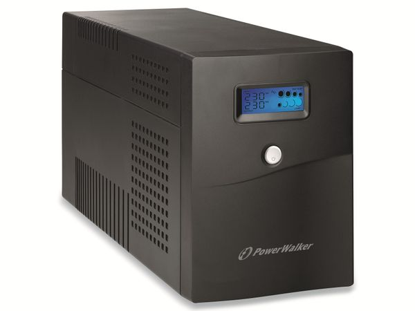 USV POWERWALKER VI 3000 SCL, 3000 VA, 1800 W - Produktbild 3
