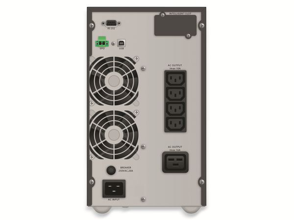 USV POWERWALKER VFI 3000 TG, 3000 VA, 2700 W - Produktbild 2
