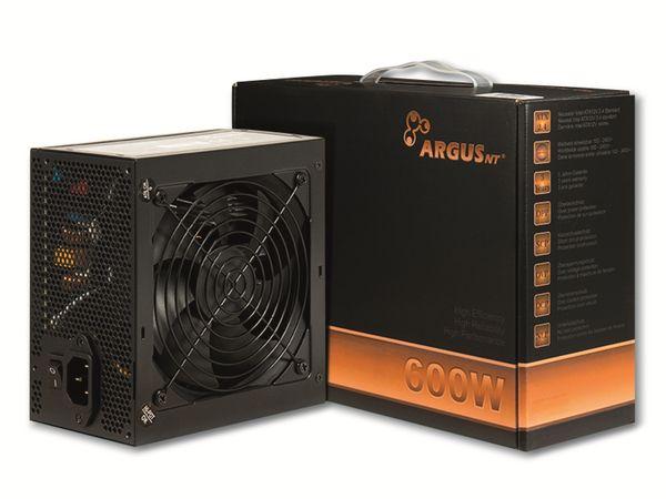 PC-Netzteil ARGUS BPS-600W, 600 W