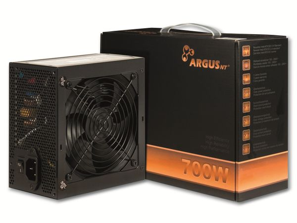 PC-Netzteil ARGUS BPS-700W, 700 W