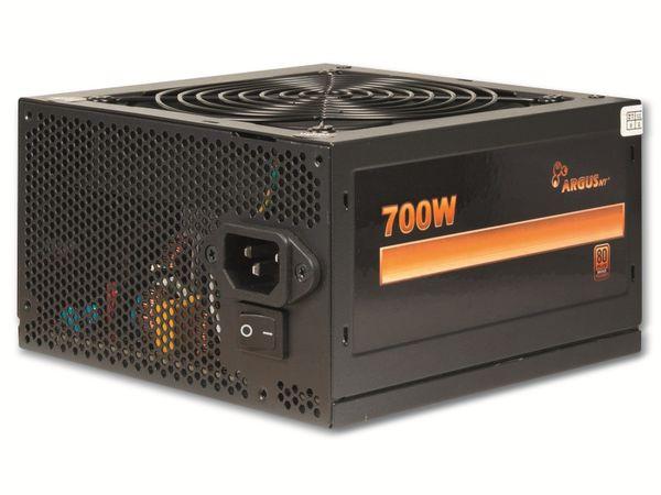 PC-Netzteil ARGUS BPS-700W, 700 W - Produktbild 2