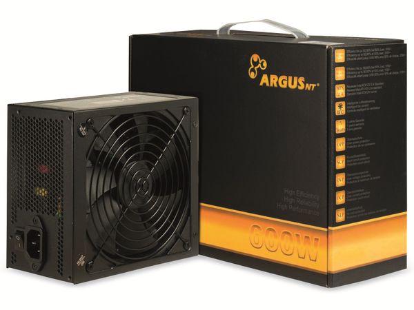 PC-Netzteil ARGUS GPS-600W, 600 W