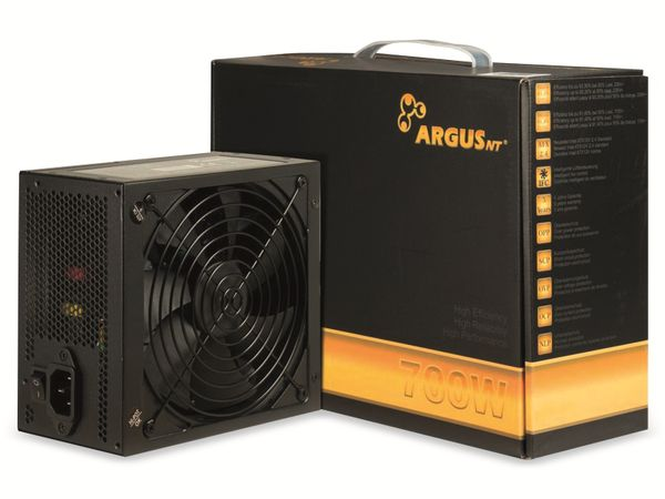 PC-Netzteil ARGUS GPS-700W, 700 W