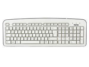 Computer-Tastatur HAMA K210 - Produktbild 1