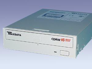 CD-Rewriter Traxdata 16/10/40